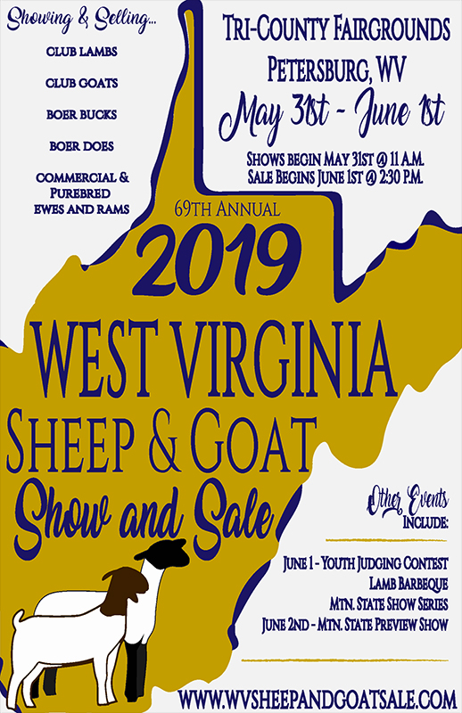 West Virginia Sheep and Goat Sale :: Catalog